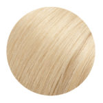 Blonde hair extension type