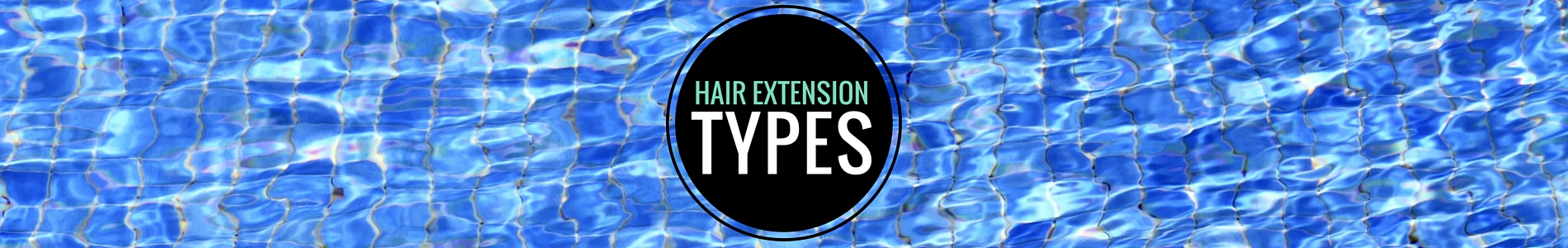 hair extension types banner