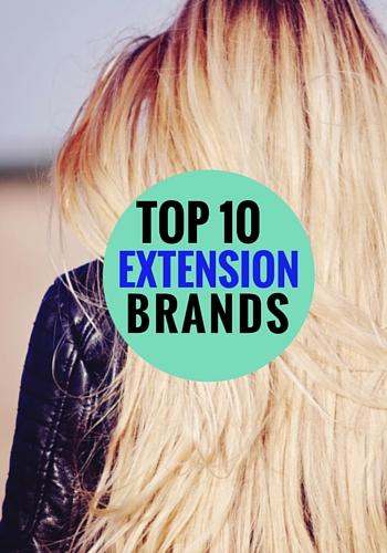 Top 10 Extension Brands