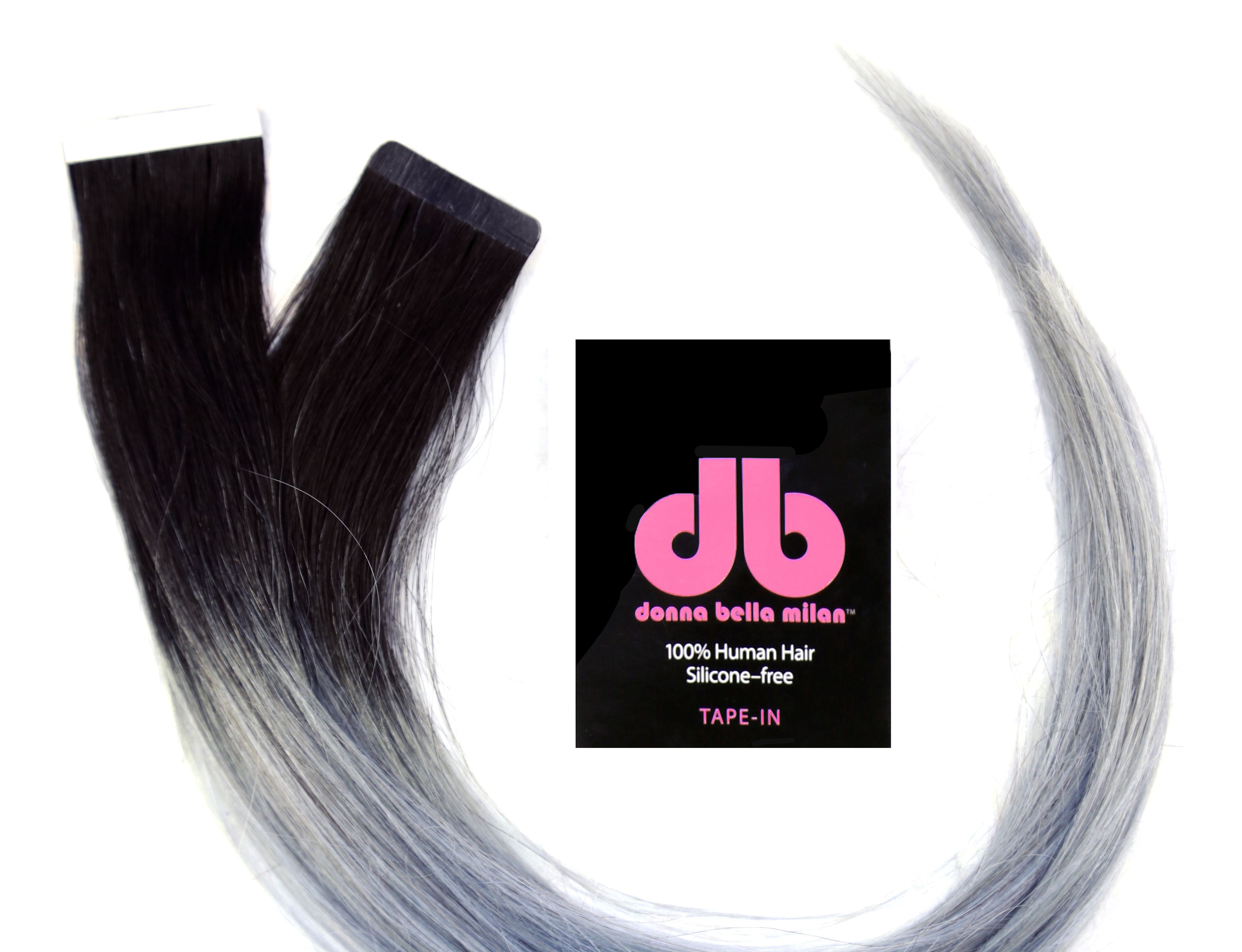 Donna bella silver hair extensions honest review pmusecretfo Image collections