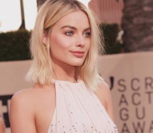 2018 Screen Actors Guild Awards Margot Robbie