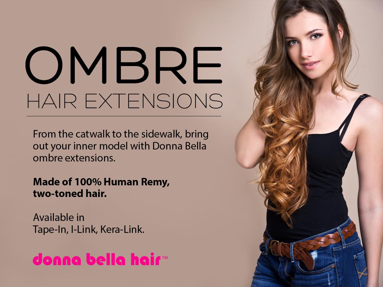 Donna Bella Best Hair Extension Brands Hem